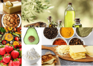 what should we eat in Vegetarian keto Diet