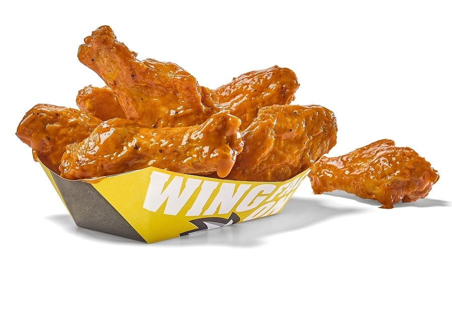 Buffalo Wild Wings keto friendly option