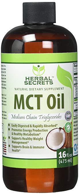 Herbal Secret MCT oil