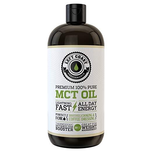 Left Coast Performance MCT Oil dietmesh.com