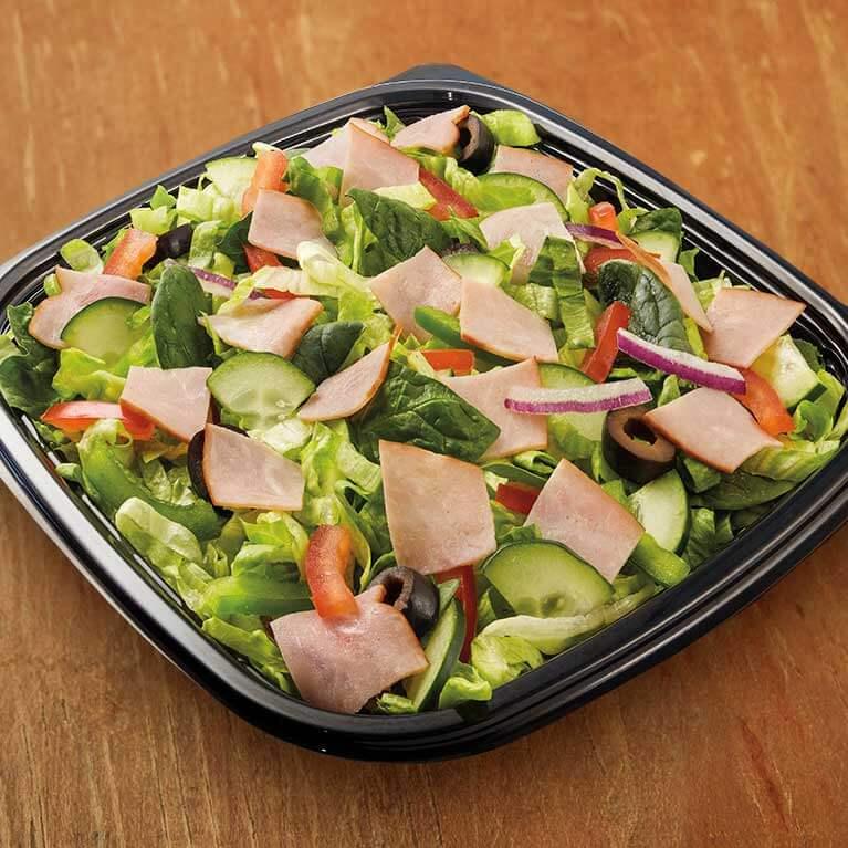 Subway Keto Friendly Salad